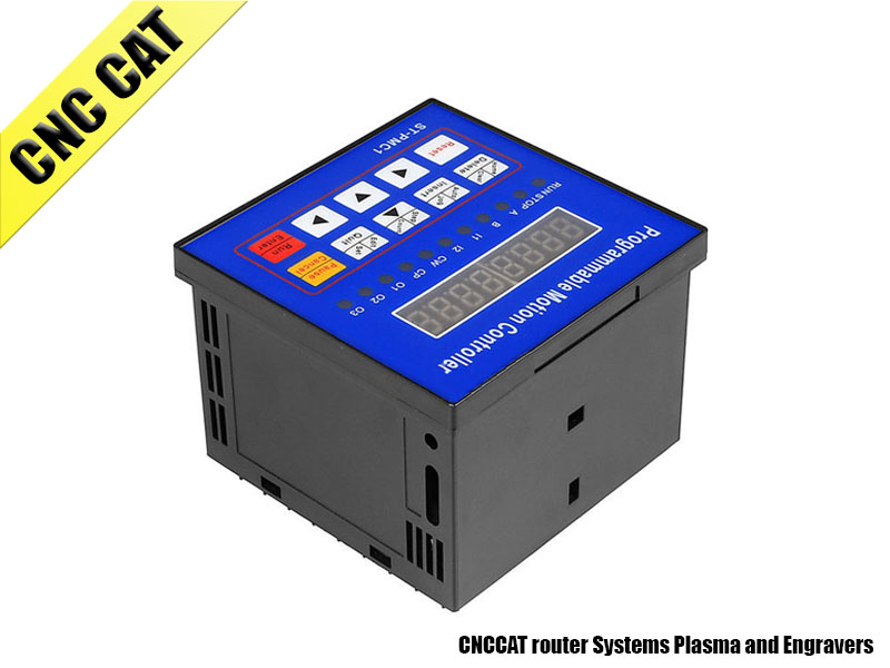 1 Axis Motion Programmable Controller for Servo or Stepper Motor