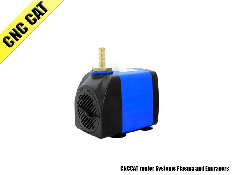 220V ΑC Brushless Water pump for Water-Cooled Spindles 1400L/H