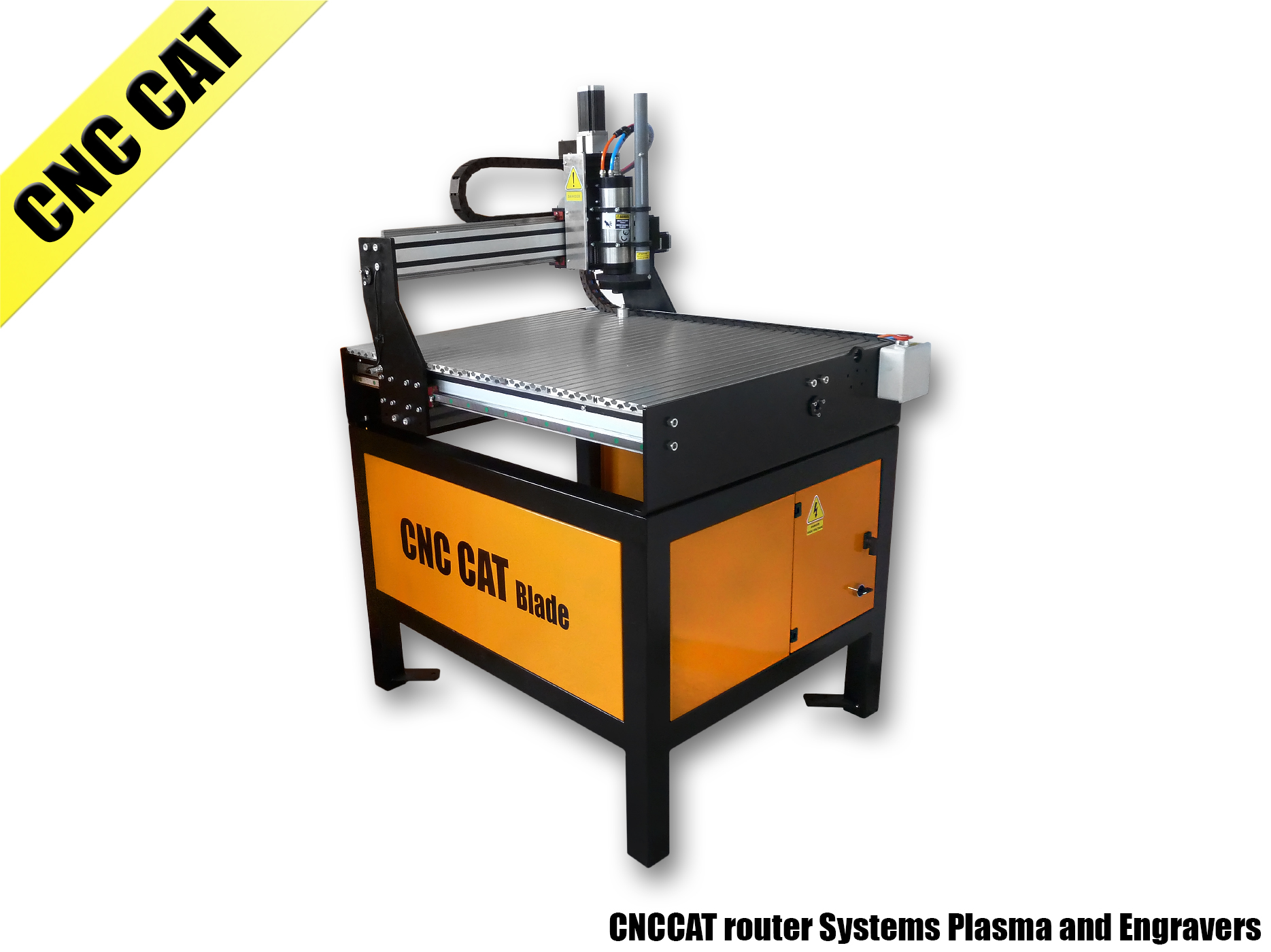 CNC CAT-Blade Heavy Frame
