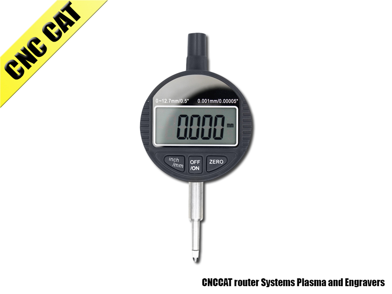 Digital dial indicator Gauge 25.4 mm/1 inch