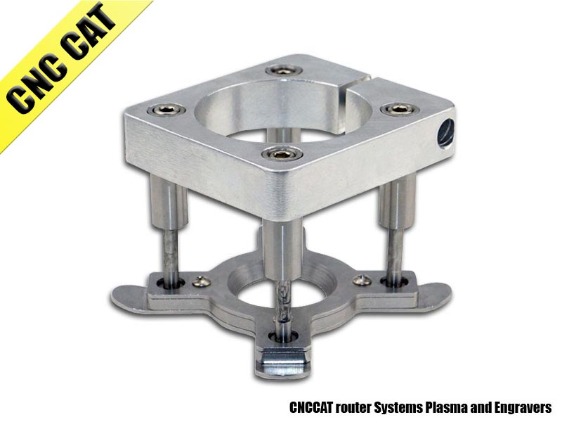 Stock Hold Down System for 65mm Spindle