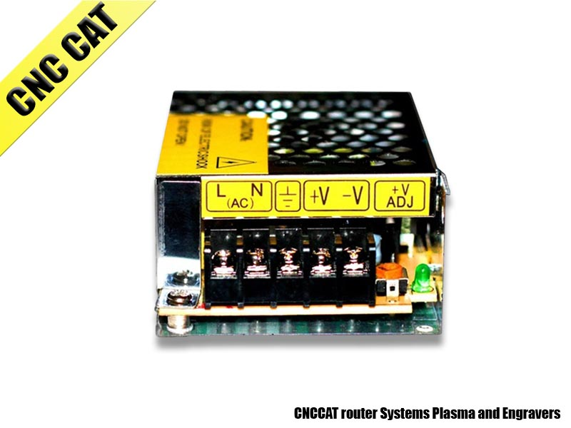 Regulated Switching Power Supply 12V 5A / 60W
