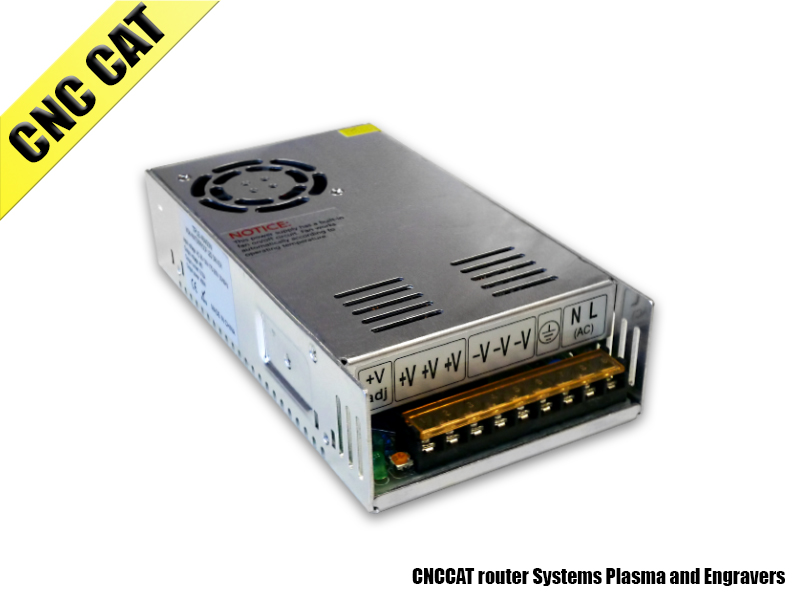 Regulated Switching Power Supply 48V 8,3A / 400W