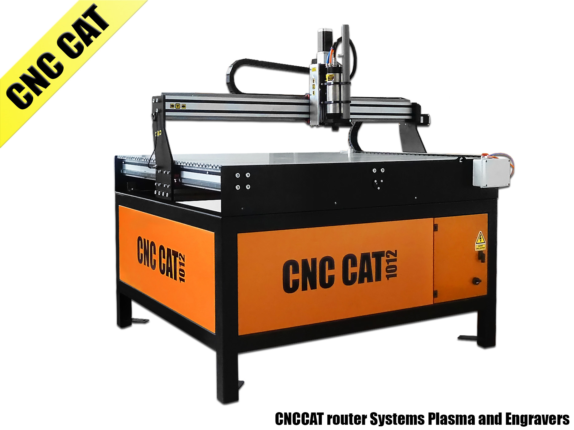 CNC CAT-1012 Heavy Frame