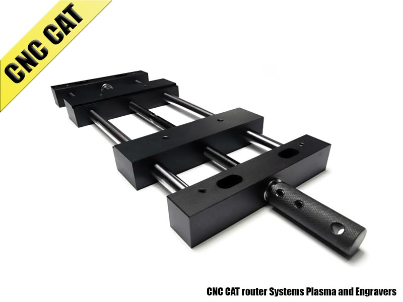 Clamps and Vices CNC CAT