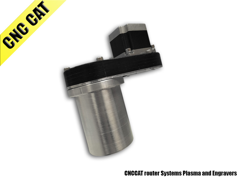 Multi head 4th axis system holder for spindle base 65mm