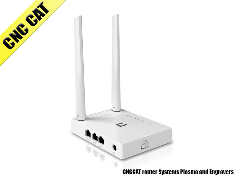 300Mbps Wireless N Router W1 Netis